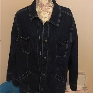 Sag Harbor Denim jacket